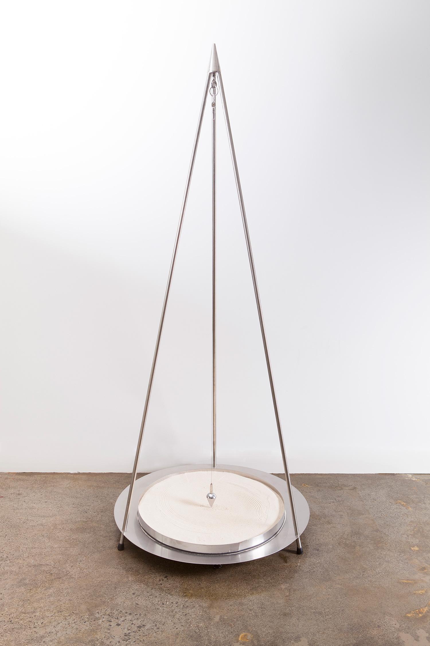 Zen Sand Pendulum
