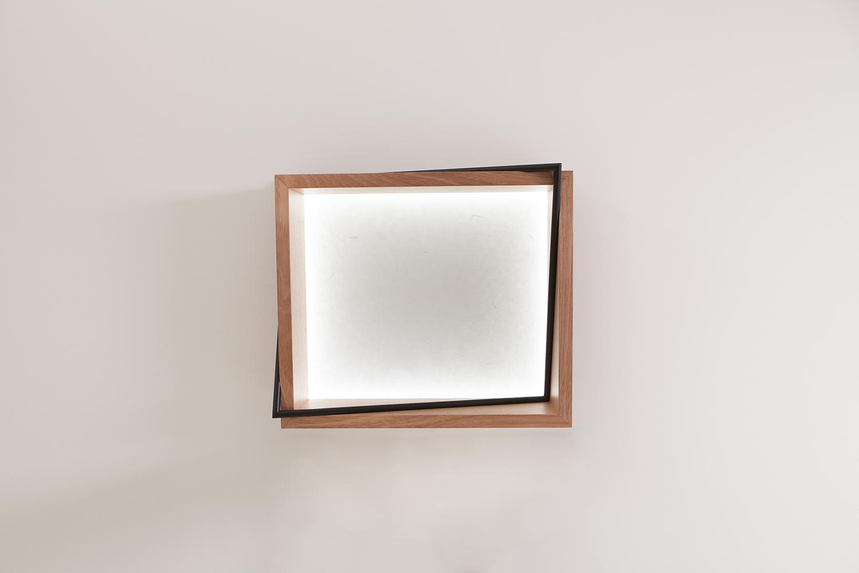 Escher Wall Light