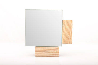 Turn Makeup Mirror Side