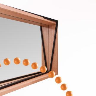Escher Rectangular Mirror