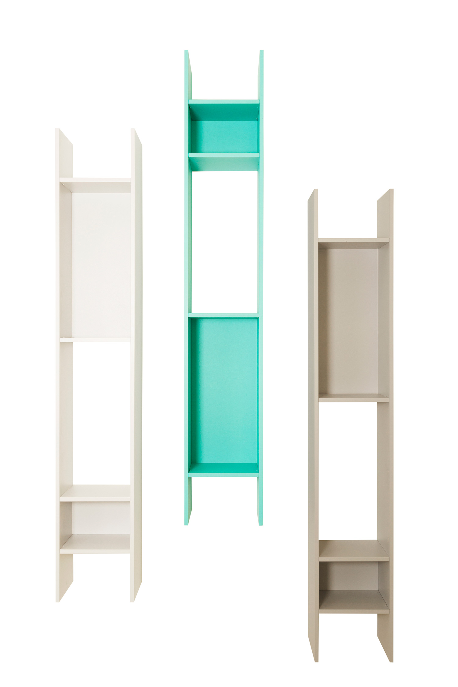 Layer Shelves