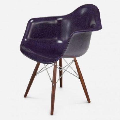 Modernica Arm Shell Dowel Leg Purple