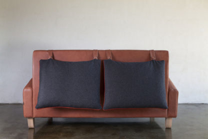 Alto Sofa Back with Both Overthrows