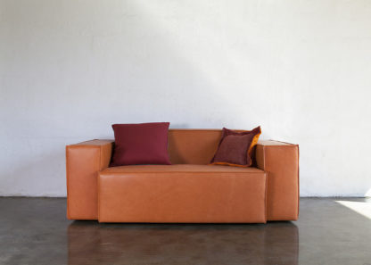 Plume Sofa Front