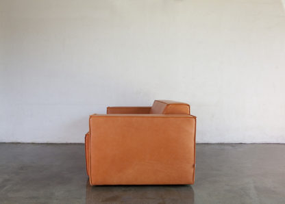 Plume Sofa Side View