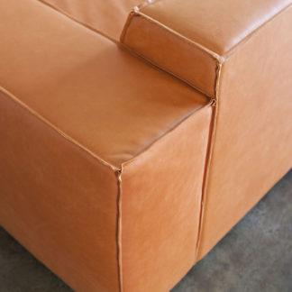 Plume Sofa Top Arm + Back