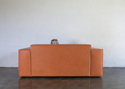 Plume Sofa Back with Peek-a-boo