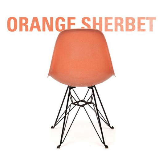 Modernica Eiffel Sherbet Orange