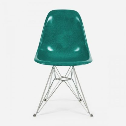 Modernica Eiffel Side Shell Blue Front