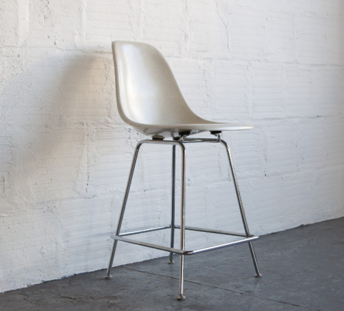Modernica H Base Stool Perspective