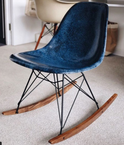Modernica Blue Rocker Side Shell