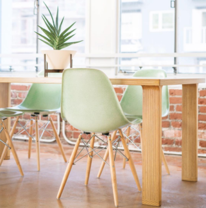 Modernica Side Shell with Table