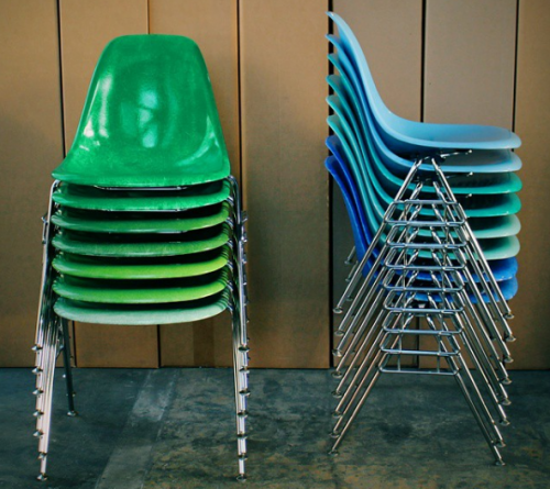 Modernica Stacking Green Blue