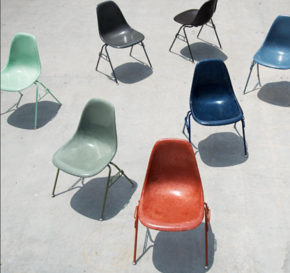 Modernica Stacking Chair Mix