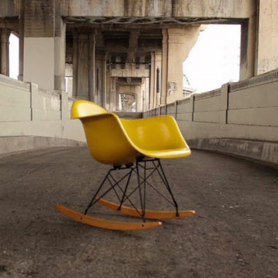 Modernica Yellow Rocker