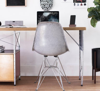 Modernica Eiffel Ghost with Desk