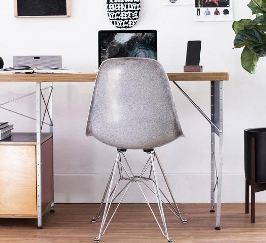Modernica Eiffel Ghost with Desk