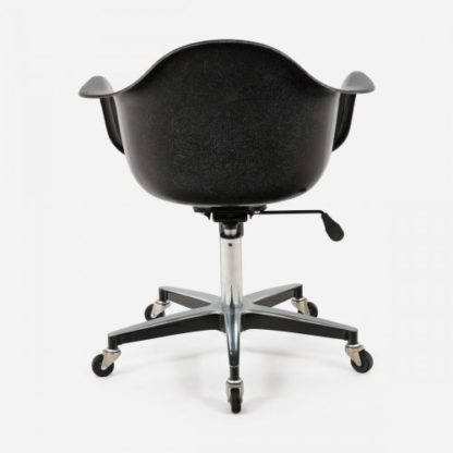 Modernica Office Black Back with Arms