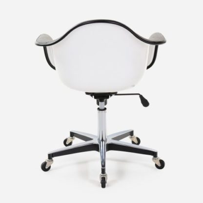 Modernica Office Upholstered Back with Arms
