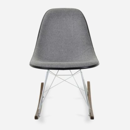 Modernica Side Shell Rocker Upholstered