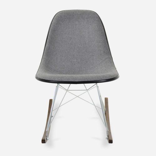 Modernica Side Shell Rocker Upholstered