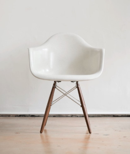 Modernica White Shell with Arms