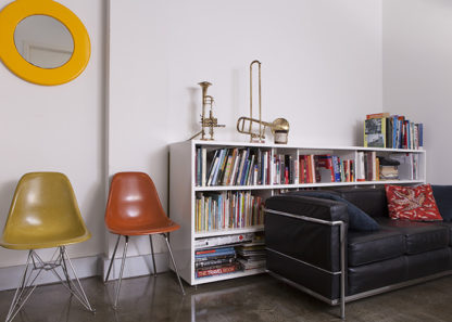Modernica Side Shell Chairs
