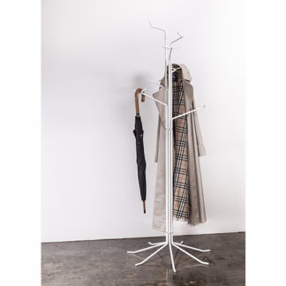 Line Coat Stand Burberry + Umbrella Feature