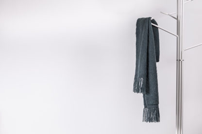 Coat Stand with Scarf