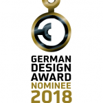 German Design Award Nominee Logo