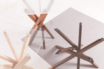 Pende Low + Pair Side Tables
