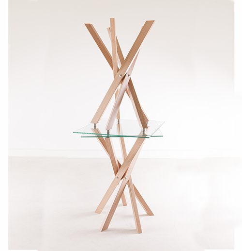 Pende Side Table Stack