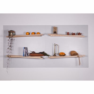 Rake Shelves Set of 4
