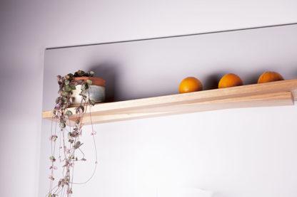 Rake Shelf Detail PodMarket Apartment