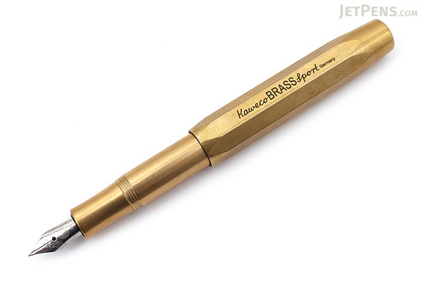 Kaweco Brass Classic Sport Capped