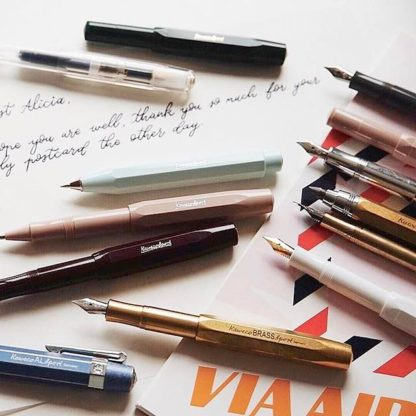 Life Stationery and Kaweco Fountain Pens
