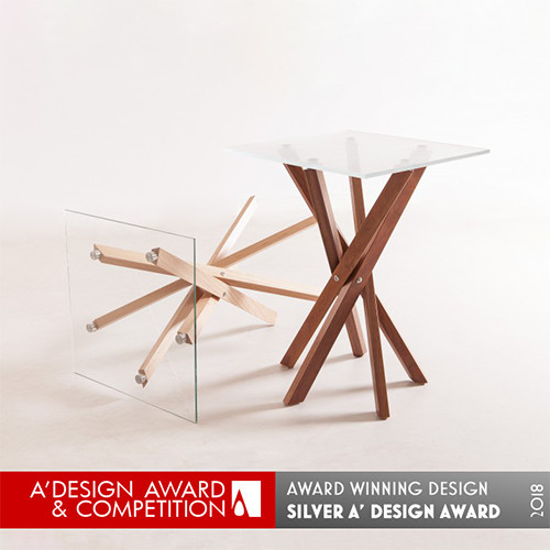 Silver A' Design Awards for Press Kit
