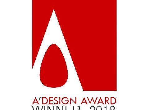 Red Award Logo
