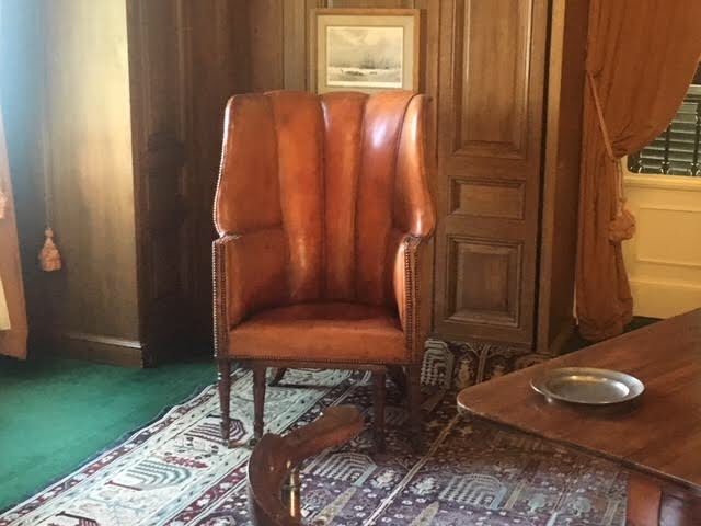 Designer chair from history