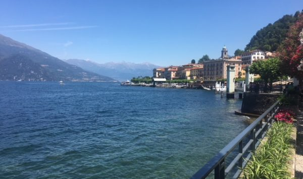 Bellagio walk to the Lido