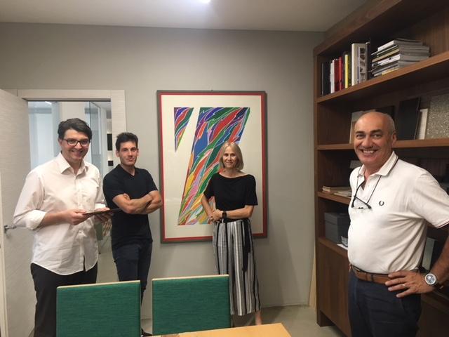 Bartoli Design, Laurameroni and PodMarket