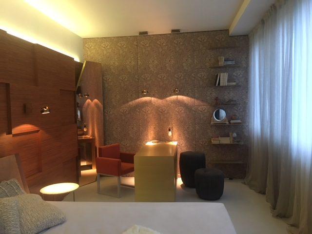 Anna Bartoli designs interiors