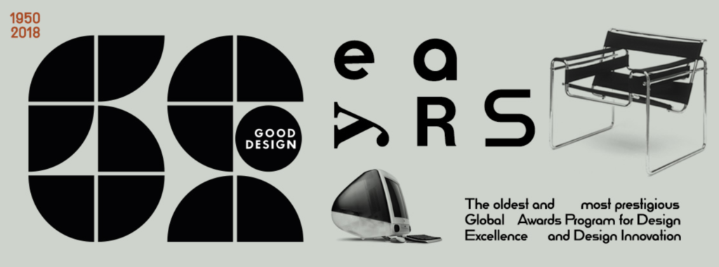 Good Design Awards Sixty Eight