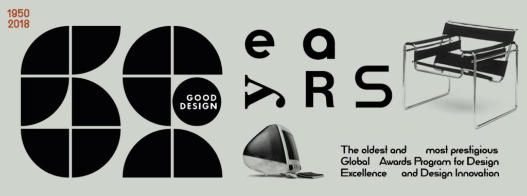 Good Design Awards Sixty Eight