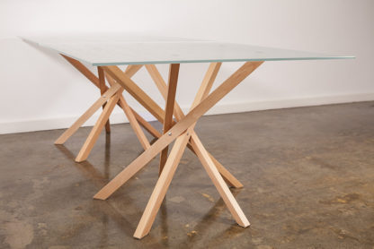 Double Pende Table