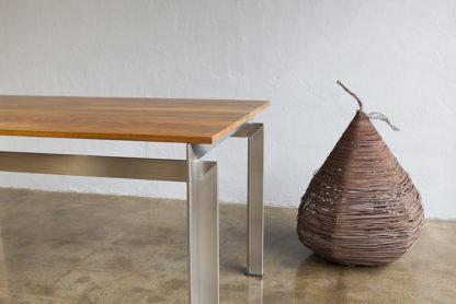 Stroma Steel frame table