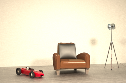 Alto Designer Armchair