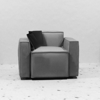 Plume Designer Armchairs B+W