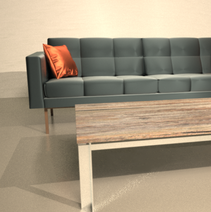 Stroma Modern Coffee Table Feature