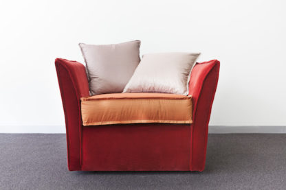 Rafine Modern Armchair with Scatters